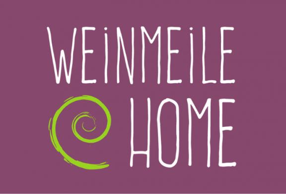 Weinmeile zu Hause am Bildschirm