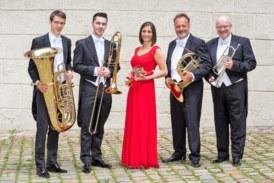 Harmonic Brass, 28.8., 19:00, Schlosspark