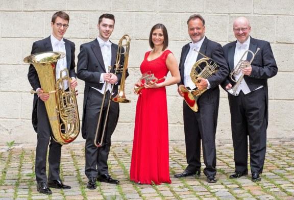 Harmonic Brass, 28.8., 15:00, Schlosspark