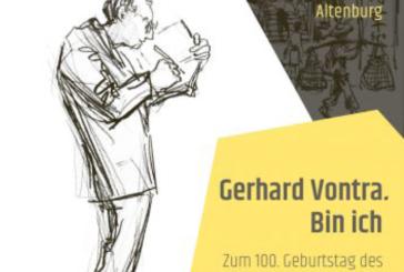 Gerhard Vontra. Bin ich