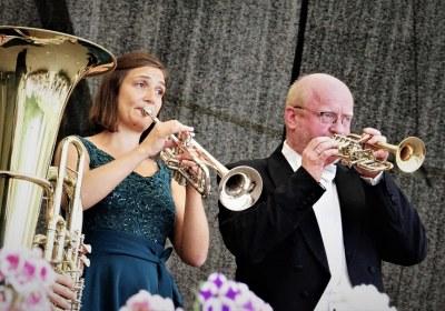 Elisabeth Fessler und Hans Zöllner