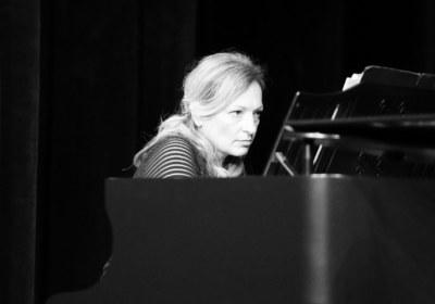 Anna Ignatenko am Flügel