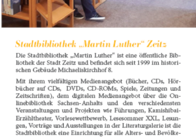 Bibliotheken und Kooperationspartner5