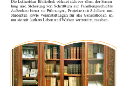 Bibliotheken und Kooperationspartner6