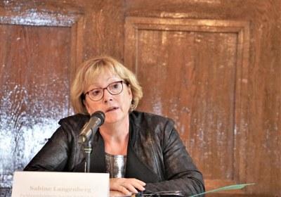 Sabine Langenberg