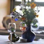 Liebe, Verse, Wein und Blumen