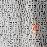 Vandalismus am OdF-Denkmal