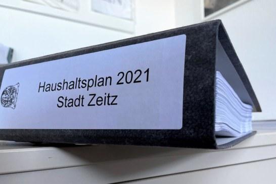 Beratungen zum Haushalt 2021 starten