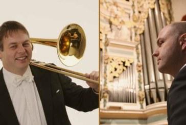 Konzert für Orgel und Posaune