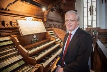Orgelkonzert Thomasorganist
