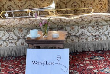 Posaunengespräche im Wein