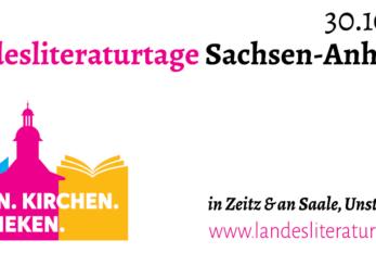 Eröffnung Landesliteraturtage