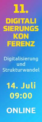 11. Digitalisierungskomferenz
