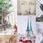 Malreise – Ausstellung
