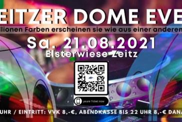 1. Zeitzer Dome Event