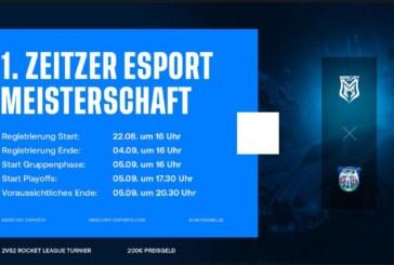 1. Zeitzer E-Sportmeisterschaft